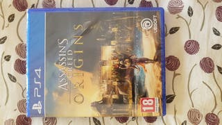 Assassin's Creed Origins PS4 precintado