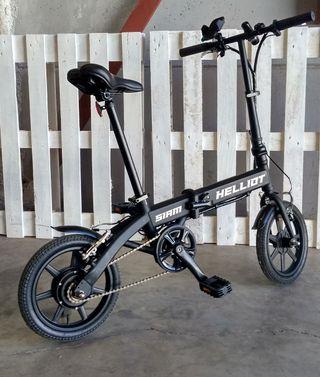 Bicicleta electrica siam