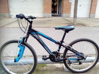 Bicicleta Aluminio Seminueva ocasion