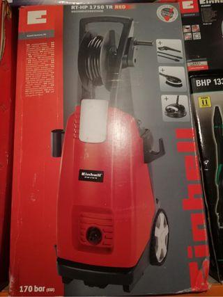 Hidrolimpiadora Einhell RT-HP 1750 TR