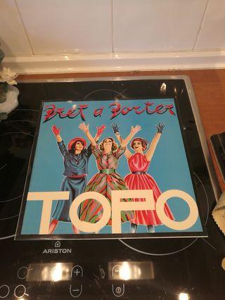 Disco vinilo TOPO - Prêt à porter