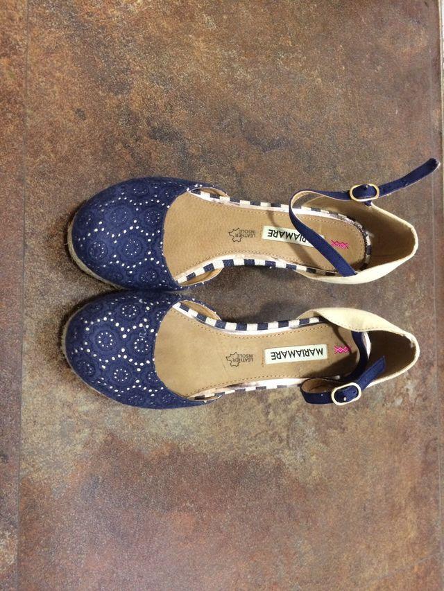 Zapatos mujer Cuñas