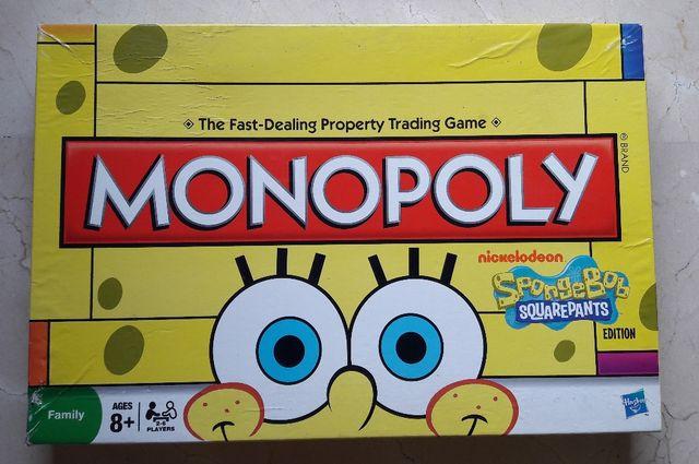 Juego Mesa Monopoly En Ingles De Segunda Mano Por 6 En Gijon En