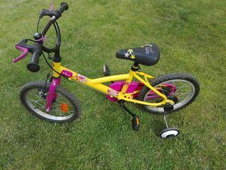 bicicleta niña 5 años