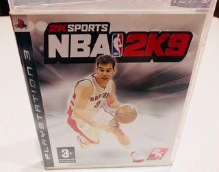 NBA 2K9 para Ps3
