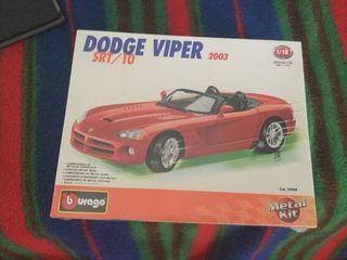 Dodge Viper coche SRT/10