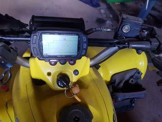 marcador para quad y moto