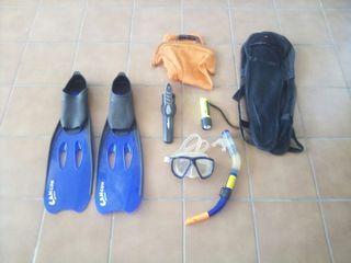 kit buceo