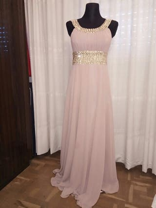 vestido estilo corset M\L