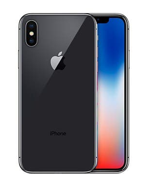 iPhone X gris espacial