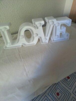 love luces led