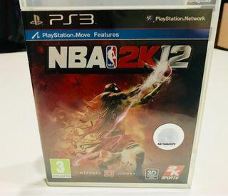 NBA 2K12 para Ps3