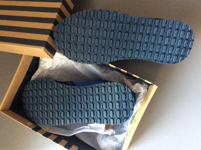 Zapatillas Scalpers Kids Navy size 37 nuevas nuevo