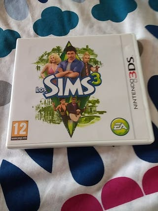 the sims 3 N3DS