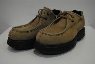 "Zapato ""Bunker"", sin estrenar, talla 43"