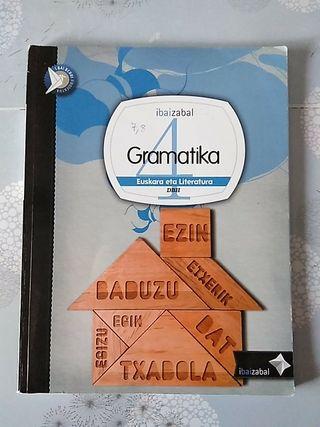 libro gramática 1 bachiller