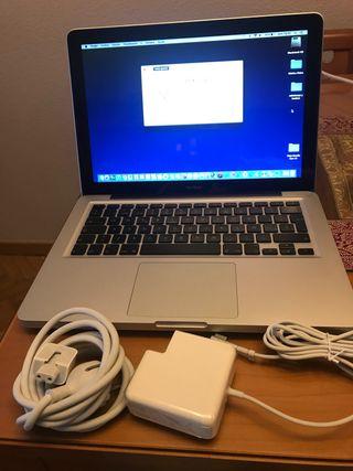"""Macbook 13"""" Aluminio 8gb"""