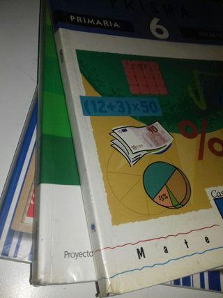 Libros de 6° de Primaria (Pack)