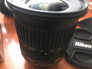 Objetivo Nikon AF-S DX 10-24mm