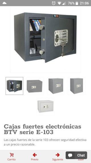 Caja fuerte BTV E-103
