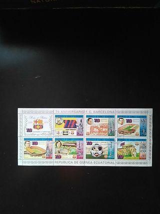 sellos del Barça