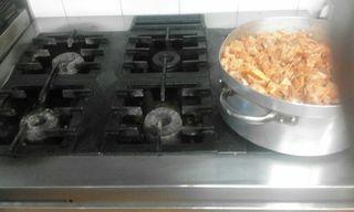 cocina Mas Baga