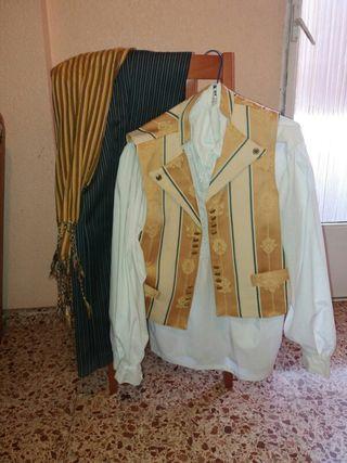 Vestido de fallero