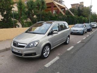 Opel Zafira 1.9 cdti 6 velocidades tlf 617594392