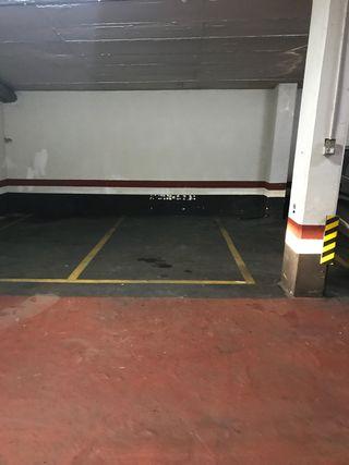 Parcela Garaje Avda. San Bartolome 3 Barakaldo