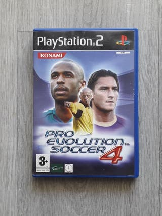 PES 4 PS2