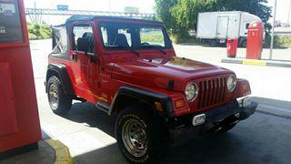 Jeep Wrangler 1999. Escucho ofertas
