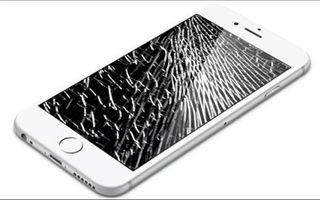 Reparar pantalla iphone rota