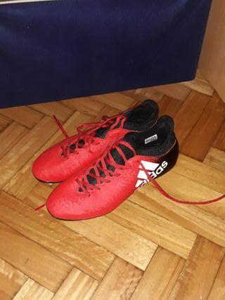 botas de futbol talla 39