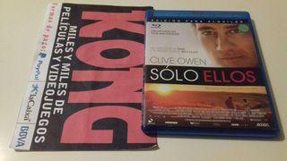 Película Blu-Ray Solo ellos
