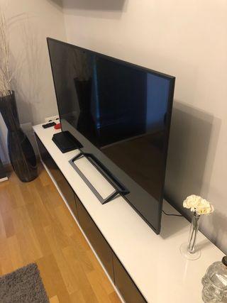 """Televisión sony 55"""" smart tv 4k"""