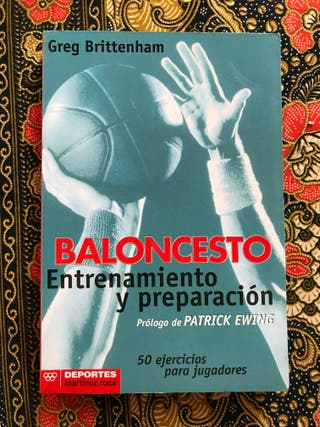BALONCESTO ENTRENAMIENTO Y PREPARACION