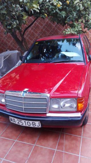 Mercedes-benz Clase B 1993