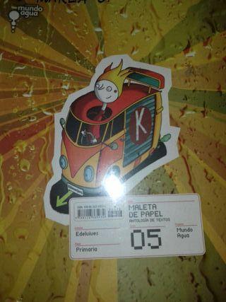 Libros 5° Primaria en Inglés/Castellano (pack)