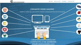Ofrecco servicios de diseño web con WordPress