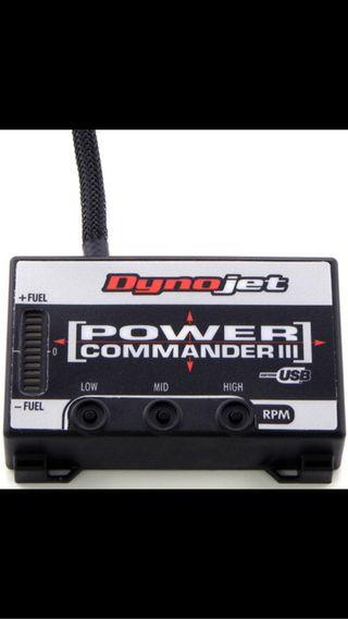 Power comander