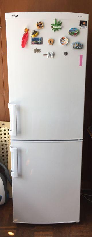 Frigorífico + Congelador NO FROST