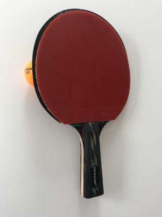 Pala ping-pong DUNLOP VENOM ATTACK