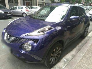 Vendo Nissan Juke 2017