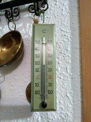 Termómetro de mercurio