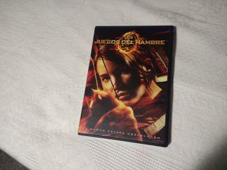 LOS JUEGOS DEL HAMBRE DVD