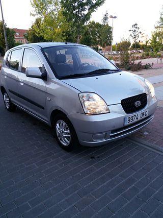 Kia Picanto 1.1 gasolina año 2005 con 115000km