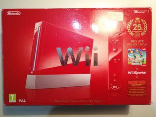 Nintendo WII - Edición 25 Aniversario