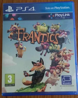 Frantics PS4