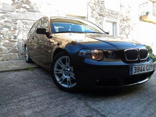 Bmw Serie 316 ti compact Pack M