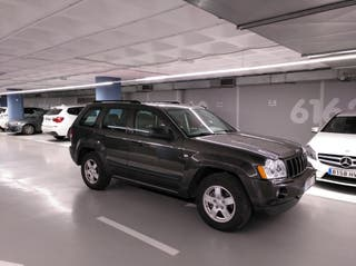 Jeep Grand Cherokee CRD 3.0 Laredo